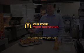 McDonald's Commercial: World Famous Fries
