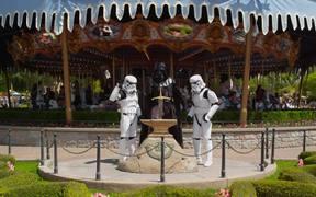 Disney Video: Darth Vader