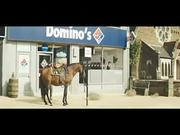 Domino's Commercial: Delivering the Movies