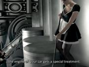 Rompetrol Commercial: Cleaning Ladies