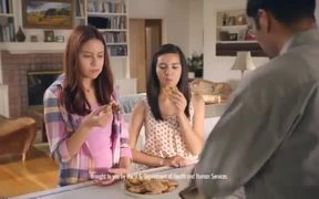 Ad Council/Adopt US Kids Ad: Cookies