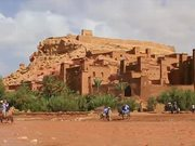 Morocco - Biking The High Atlas to The Sahara