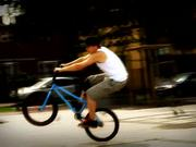 Midday with BMX