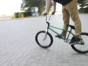 Aaron Simone For Tony's Bikes and Sports
