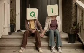 Scrabbles Commercial: Letters and People
