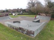 Sythwood Skatepark: Featuring Dean Cooper