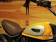 Ducati Scrambler - Cracking Mechanics News
