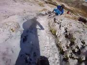 Riding Col De L'Iseran with The WhiteRoom