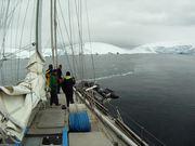 Sailing To Antarctica - Trailer