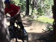 Mountain Biking With Danny Kern