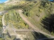Amazing Aerial View Of Snowbird