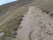 Mountain Biking Rollins Pass