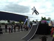 Show time BMX Free style Show 2014
