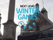 Show time BMX @ Winter Games 2014