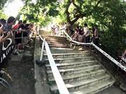 The Annual Budapest Downhill - BPDH 2012