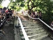 The Annual Budapest Downhill - BPDH 2012