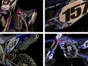 Yamaha Bike Shoot 2012