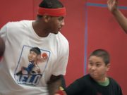 Foot Locker Video: Carmelo