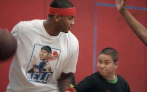 Foot Locker Video: Carmelo