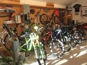 Santa Cruz Test Centre, Bagnoli Bike