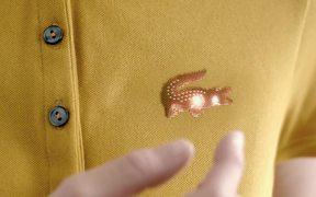 Lacoste Ad: Polo of the Future