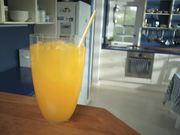 Ceres Fruit Squash Video: Glass
