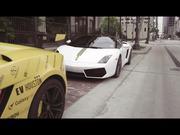 Charity Lamborghini Festival
