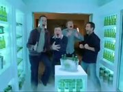 Heineken Commercial: Walk-In Fridge