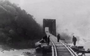 Rail Ridin'