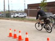 Vehicle break ins BA bike patrol