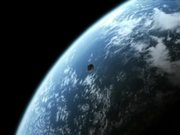 Hypothetical Near Pass of Asteroid-1
