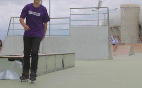 Tricks On Roller Skates