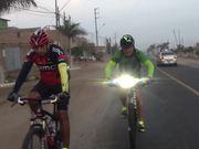 MTB ride a Nieve Nieve con el Team 5am