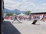 Canada Day 2016 in Golden BC