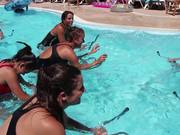 Poolbiking - Sol Melia 2014