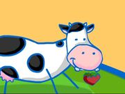 Happy Cow Ad