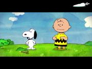 TVC with Snoopy & Charlie Brown: Boomerang
