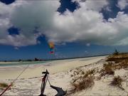 Turks And Caicos - Kiteboarding