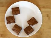 Almond Flour and Coconut Oil Keto Brownies