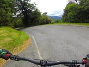Marlborough Sounds enduro singletrack