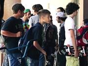 Molfetta Skatepark Opening, Italy