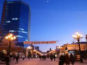 Chelyabinsk in Time Lapse 2. Winter Ver