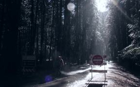 Yosemite Winter Backpacking