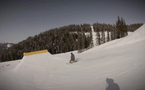 Superpark Planai: Mid Winter Snowboard Session