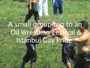 Oil Wrestling And Gay Istanbul