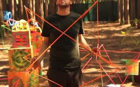 Electric Forest 2011: Cirque Du Womp