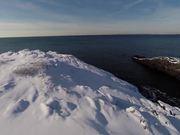 Coastal Winter Wonderland