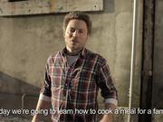 Sociedade Civil Solidária: Chef's Kitchen