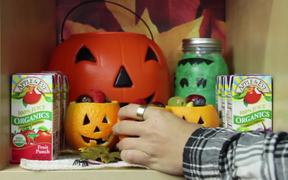 Apple & Eve: Jack-O-Lantern Fruit Cups