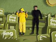 Ding-Free Commercial: Ding Free from Sea to Sea